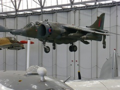 BAe Harrier GR3