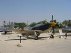 North American P-51D Mustang / Bardales