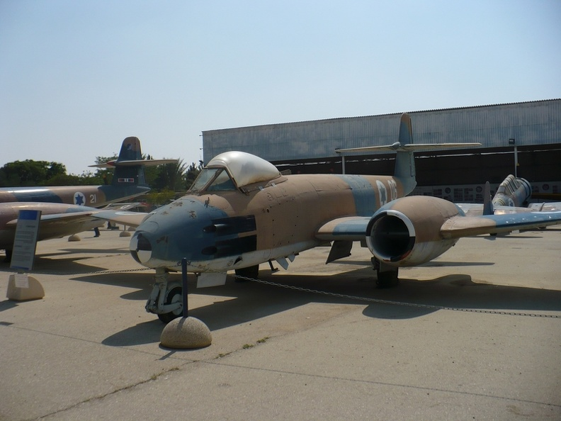 Gloster Meteor F 8